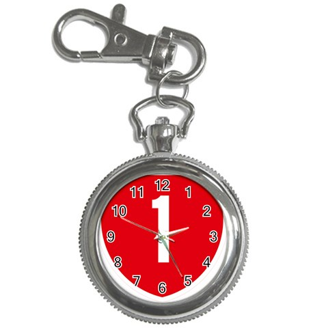 New Zealand State Highway 1 Key Chain Watches