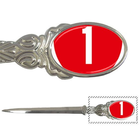 New Zealand State Highway 1 Letter Openers