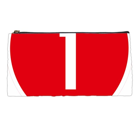 New Zealand State Highway 1 Pencil Cases