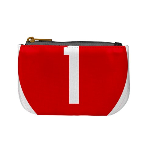 New Zealand State Highway 1 Mini Coin Purses
