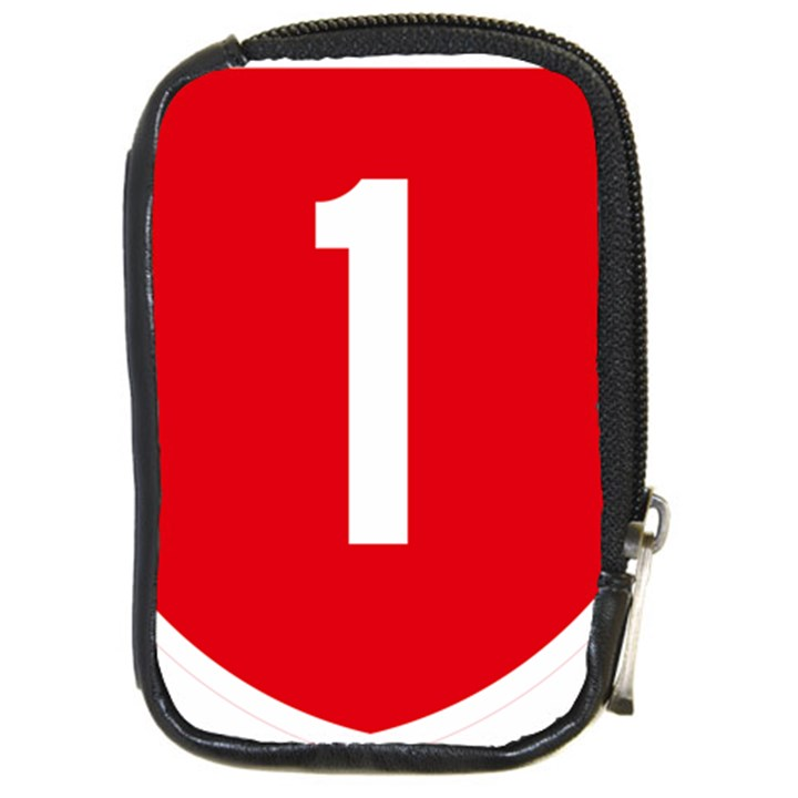New Zealand State Highway 1 Compact Camera Cases
