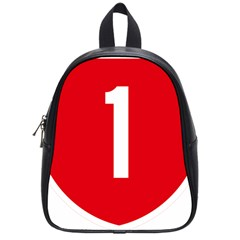 New Zealand State Highway 1 School Bags (Small)
