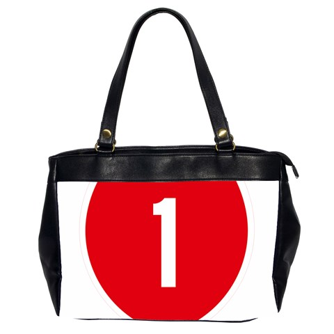 New Zealand State Highway 1 Office Handbags (2 Sides)
