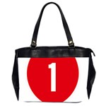 New Zealand State Highway 1 Office Handbags (2 Sides)  Front