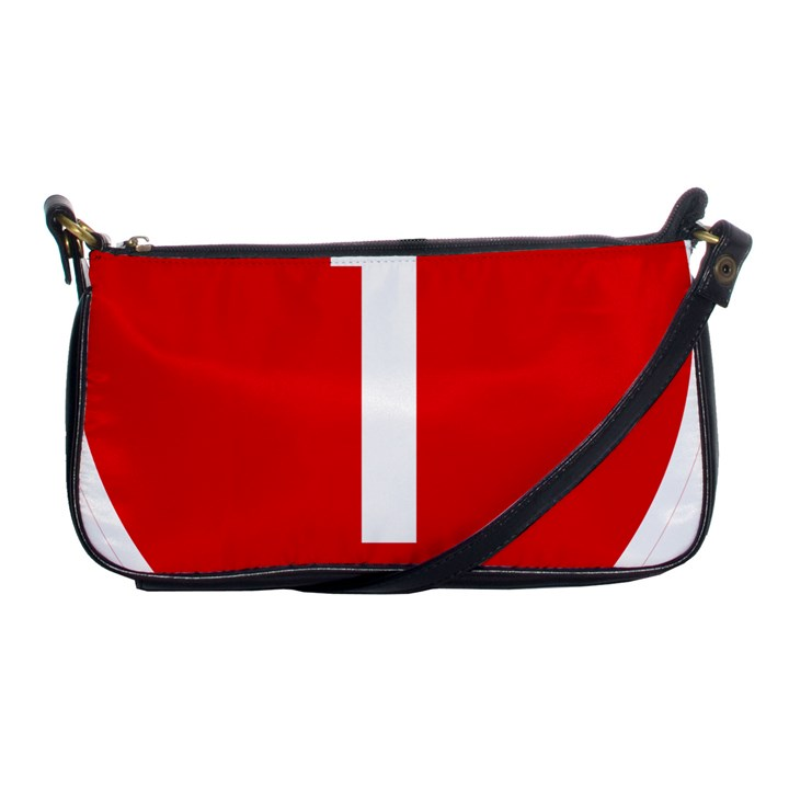 New Zealand State Highway 1 Shoulder Clutch Bags
