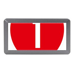 New Zealand State Highway 1 Memory Card Reader (Mini)