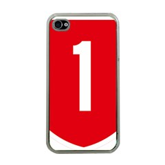 New Zealand State Highway 1 Apple Iphone 4 Case (clear)