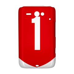 New Zealand State Highway 1 HTC ChaCha / HTC Status Hardshell Case