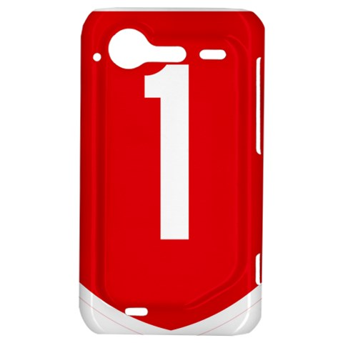 New Zealand State Highway 1 HTC Incredible S Hardshell Case