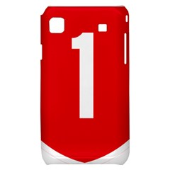 New Zealand State Highway 1 Samsung Galaxy S i9000 Hardshell Case