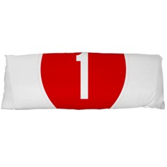 New Zealand State Highway 1 Body Pillow Case (Dakimakura)