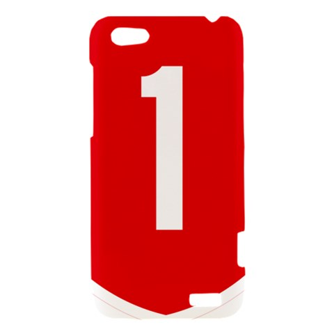 New Zealand State Highway 1 HTC One V Hardshell Case