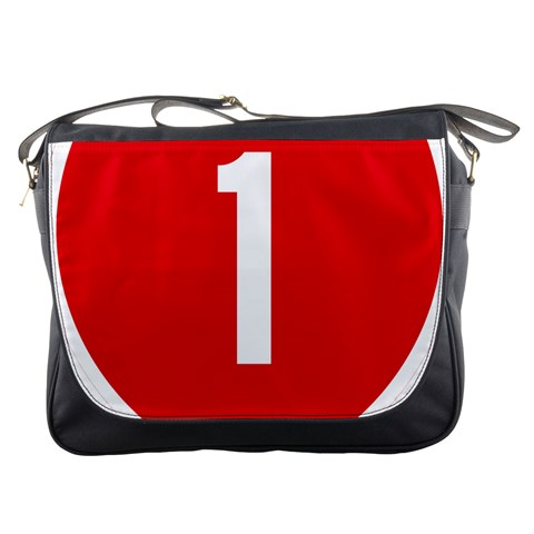 New Zealand State Highway 1 Messenger Bags