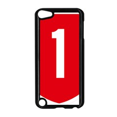 New Zealand State Highway 1 Apple iPod Touch 5 Case (Black)