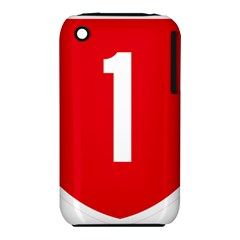 New Zealand State Highway 1 Apple Iphone 3g/3gs Hardshell Case (pc+silicone)