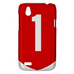 New Zealand State Highway 1 HTC Desire V (T328W) Hardshell Case