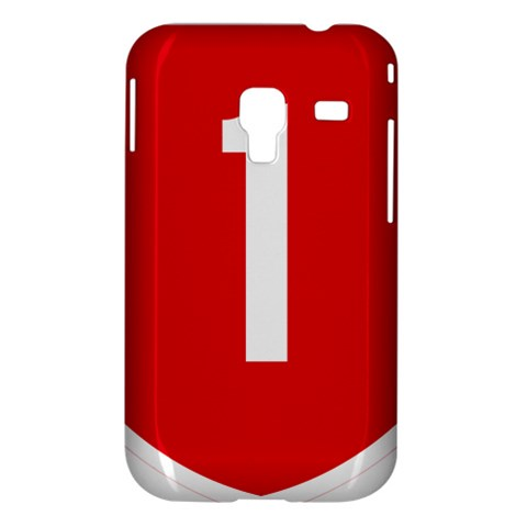 New Zealand State Highway 1 Samsung Galaxy Ace Plus S7500 Hardshell Case