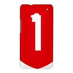 New Zealand State Highway 1 HTC One M7 Hardshell Case