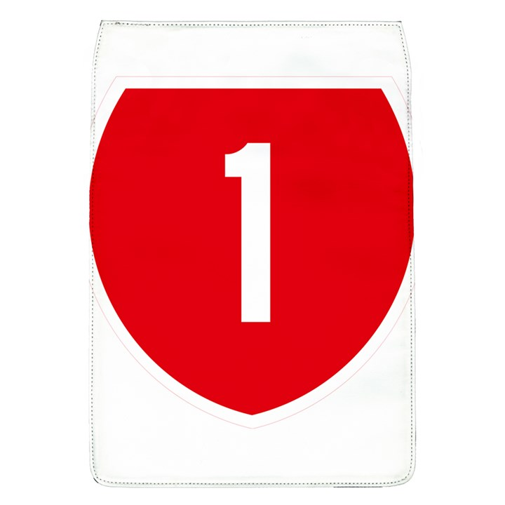 New Zealand State Highway 1 Flap Covers (L)