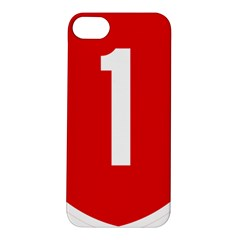 New Zealand State Highway 1 Apple iPhone 5S/ SE Hardshell Case