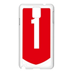 New Zealand State Highway 1 Samsung Galaxy Note 3 N9005 Case (White)