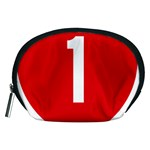 New Zealand State Highway 1 Accessory Pouches (Medium)  Front