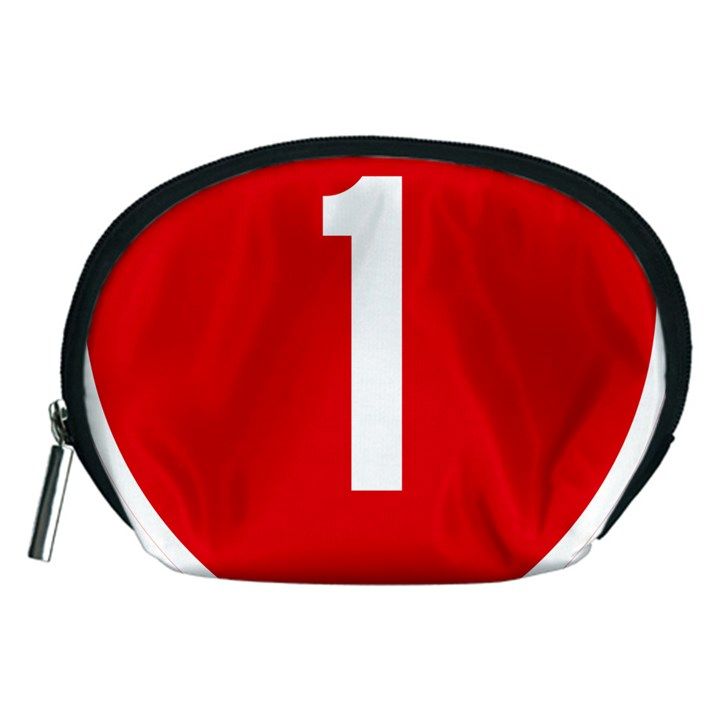 New Zealand State Highway 1 Accessory Pouches (Medium)