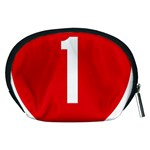 New Zealand State Highway 1 Accessory Pouches (Medium)  Back