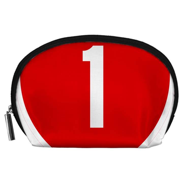 New Zealand State Highway 1 Accessory Pouches (Large)