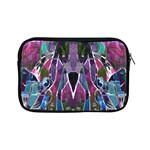 Sly Dog Modern Grunge Style Blue Pink Violet Apple iPad Mini Zipper Cases Front