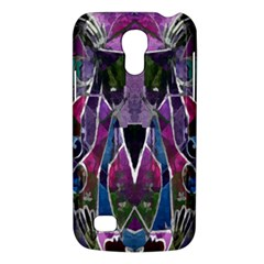 Sly Dog Modern Grunge Style Blue Pink Violet Galaxy S4 Mini
