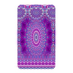 India Ornaments Mandala Pillar Blue Violet Memory Card Reader