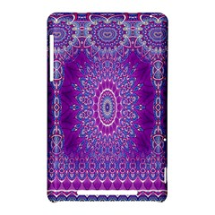 India Ornaments Mandala Pillar Blue Violet Nexus 7 (2012)