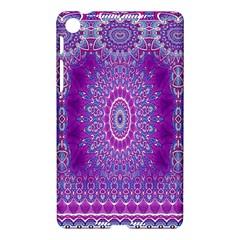 India Ornaments Mandala Pillar Blue Violet Nexus 7 (2013)