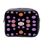 Alphabet Shirtjhjervbret (2)fvgbgnhlluuii Mini Toiletries Bag 2-Side Front