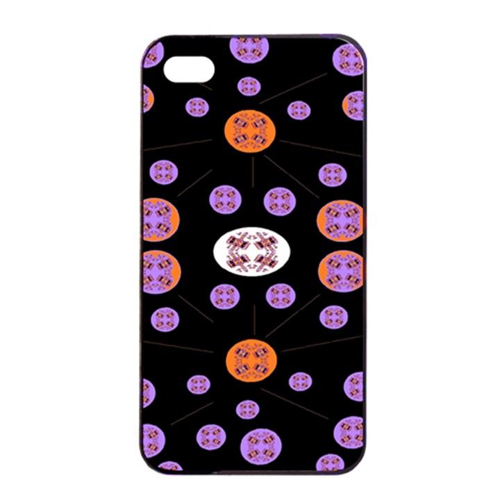 Alphabet Shirtjhjervbret (2)fvgbgnhlluuii Apple iPhone 4/4s Seamless Case (Black)