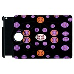 Alphabet Shirtjhjervbret (2)fvgbgnhlluuii Apple iPad 3/4 Flip 360 Case Front