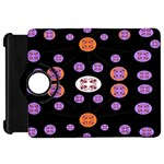Alphabet Shirtjhjervbret (2)fvgbgnhlluuii Kindle Fire HD Flip 360 Case Front
