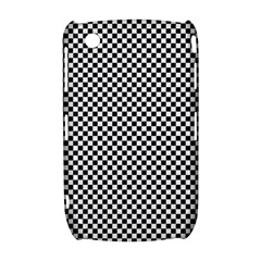 Sports Racing Chess Squares Black White Curve 8520 9300