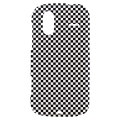 Sports Racing Chess Squares Black White HTC Amaze 4G Hardshell Case