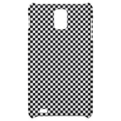 Sports Racing Chess Squares Black White Samsung Infuse 4G Hardshell Case