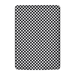 Sports Racing Chess Squares Black White Kindle 4