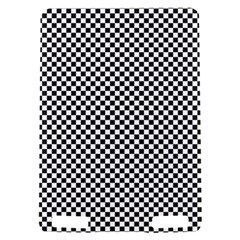 Sports Racing Chess Squares Black White Kindle Touch 3G