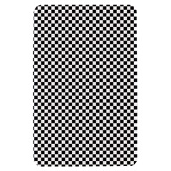 Sports Racing Chess Squares Black White Kindle Fire (1st Gen) Hardshell Case