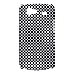 Sports Racing Chess Squares Black White Samsung Galaxy Nexus S i9020 Hardshell Case