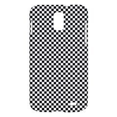 Sports Racing Chess Squares Black White Samsung Galaxy S II Skyrocket Hardshell Case