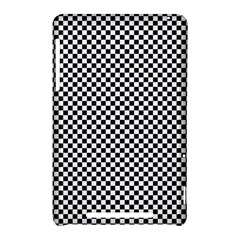 Sports Racing Chess Squares Black White Nexus 7 (2012)