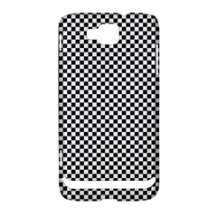 Sports Racing Chess Squares Black White Samsung Ativ S i8750 Hardshell Case