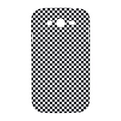 Sports Racing Chess Squares Black White Samsung Galaxy Grand DUOS I9082 Hardshell Case