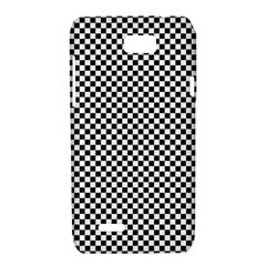 Sports Racing Chess Squares Black White Motorola XT788